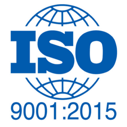 ISO 9001 2015 quality mark